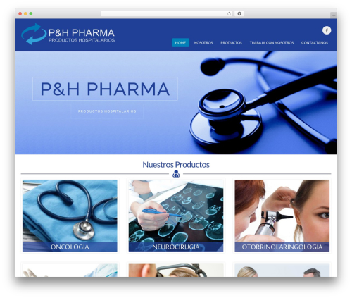 MX WP theme - pyhpharma.com
