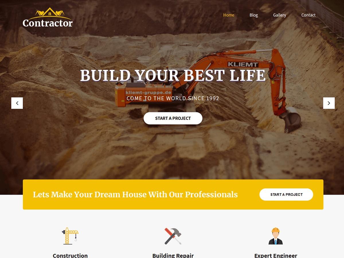 Astrid best free WordPress theme by aThemes - taylorcresthoa.com