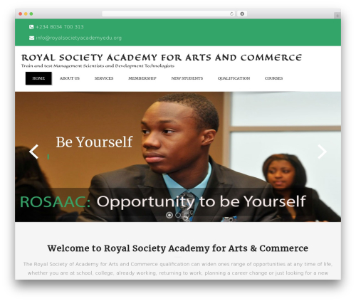 Awada theme WordPress free - royalsocietyacademyedu.org