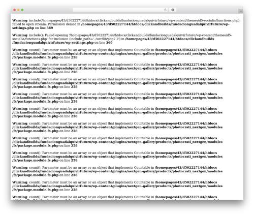 D5 Socialia WordPress template free - fundacionguadalquivirfuturo.org
