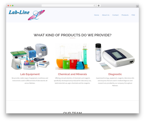 Free WordPress Easy Sidebar Menu Widget plugin - labline.biz