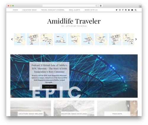 Free WordPress iPanorama 360 WordPress Virtual Tour Builder plugin - amidlifetraveler.com