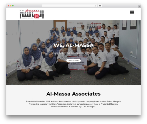 Insurance Now template WordPress free - al-massa.com