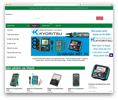 Theme WordPress BigBoom - kyoritsu.xyz