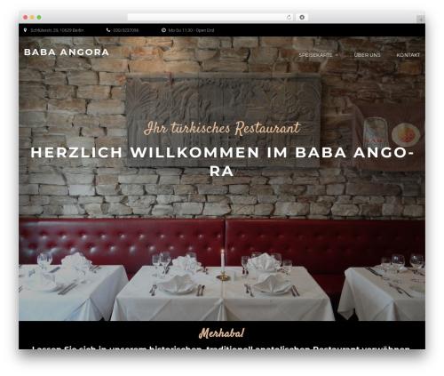 WP theme Bettaso - babaangora.de
