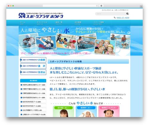 Best WordPress template 1FrameWorks - sp-houtoku.com