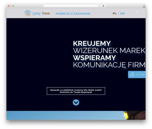 Betheme premium WordPress theme - greytree.pl
