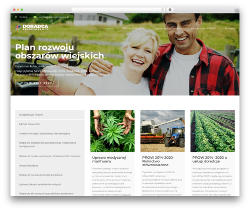BuildPro WordPress theme - doradcaprow.pl