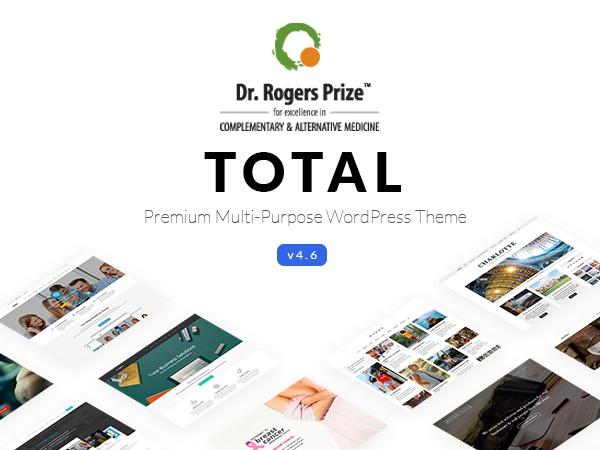 Dr. Rogers Prize theme WordPress