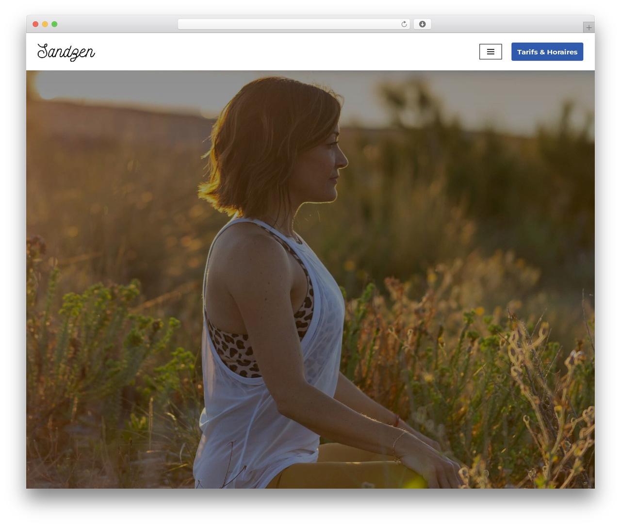 Neve WP template - sandzen.fr