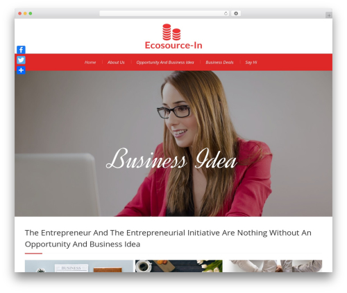 X Corporate theme free download - ecosource-inc.com
