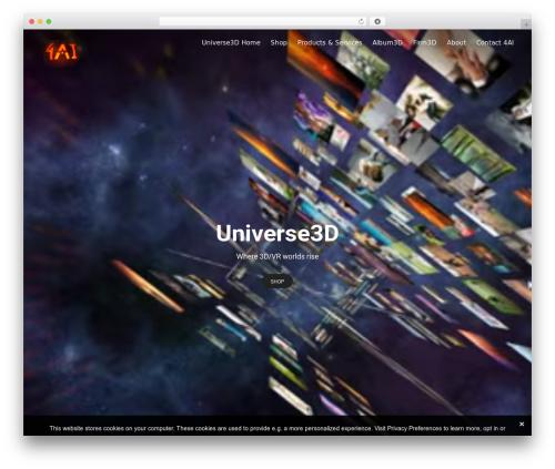 WordPress mt_details plugin - universe3d.com