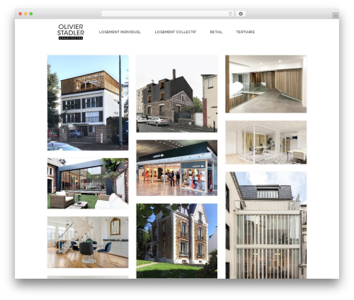 Dessau WordPress template - olivierstadler.com