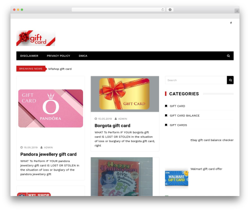 Kathmag top WordPress theme - fitzbrotherservices.com