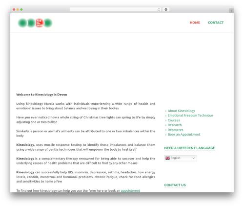 Poseidon WordPress theme free download - findthecause.com