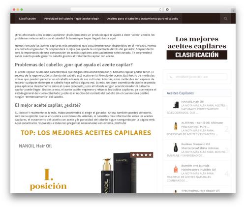 socialMe by MyThemeShop WordPress theme design - tratamientoparaelcabello.info