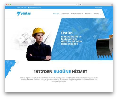 Free WordPress Easy Sidebar Menu Widget plugin - yontasas.com
