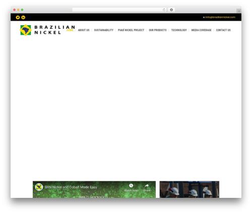Free WordPress Easy Sidebar Menu Widget plugin - braziliannickel.com