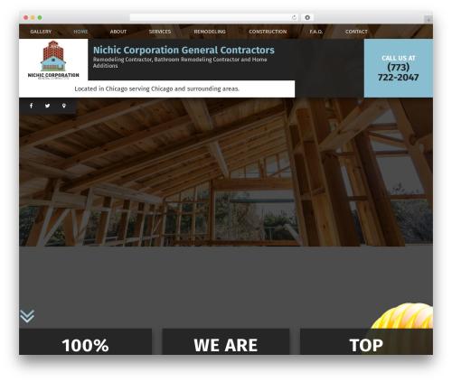 Best WordPress template gc7 - nichiccorporation.com