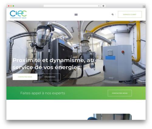 CIEC WP template - ciec.fr