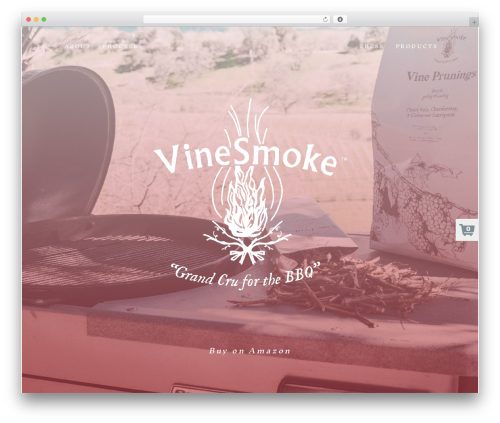 Theme WordPress AVE - vinesmoke.com