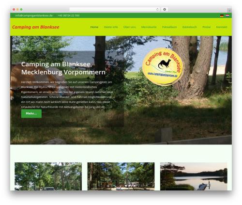 theme001 template WordPress - blanksee.de