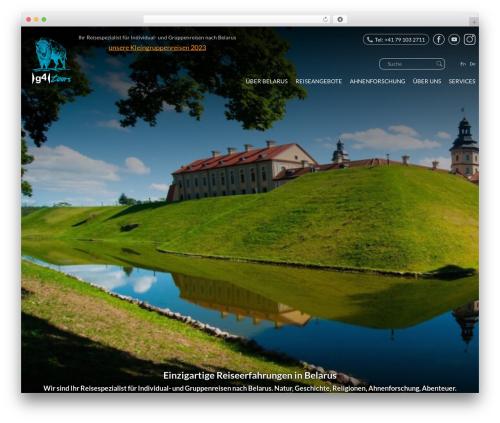 Tour WordPress free download - belarus-reisen.ch