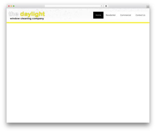 Upsurge business WordPress theme - daylightwcc.com