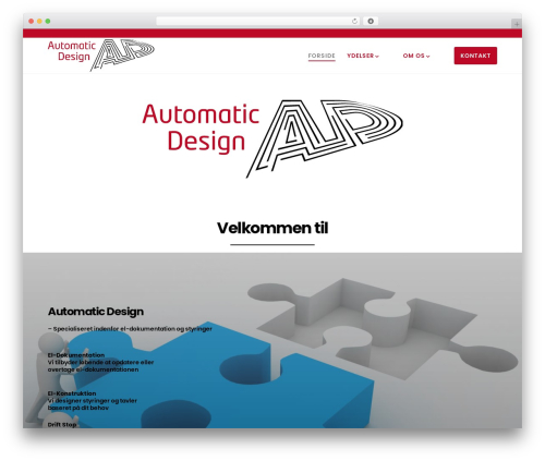 WP template Movedo - automatic-design.dk