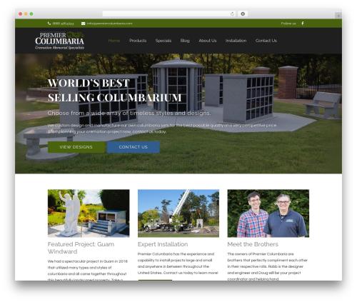 WordPress popup-press plugin - premiercolumbaria.com
