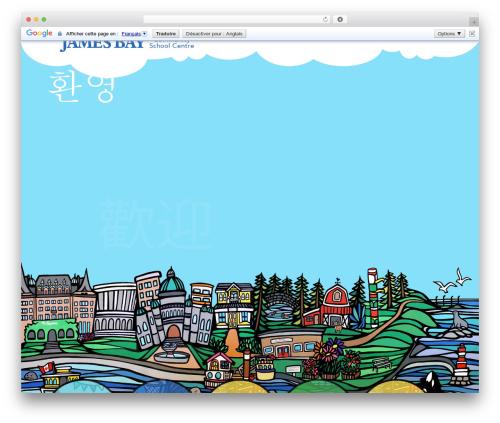 JointsWP - Sass WordPress theme - jamesbaycentre.ca