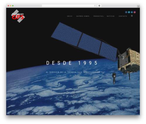 ShopIsle PRO WordPress ecommerce template - tecnologiagps.com