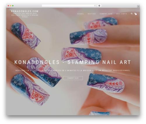 ShopIsle PRO WordPress shopping theme - konadongles.com