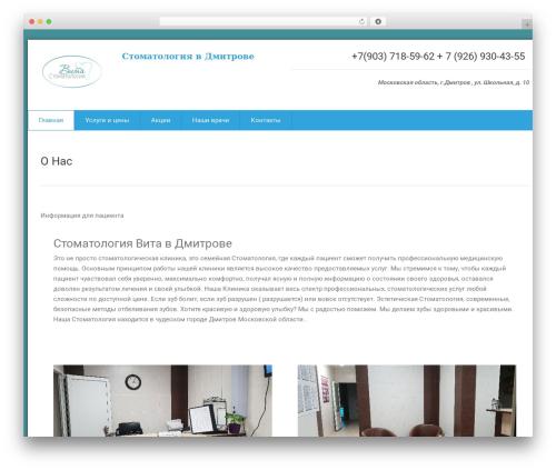 health-center-lite WordPress free download - stvita.ru