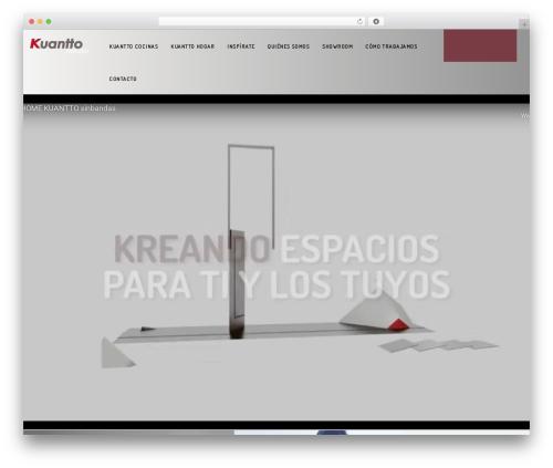NOO Umbra WordPress template - kuantto.com