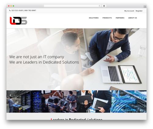 IODtheme WordPress theme - ldssystems.com