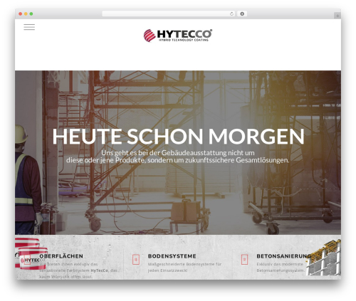 Knox WP template - hytecco.org