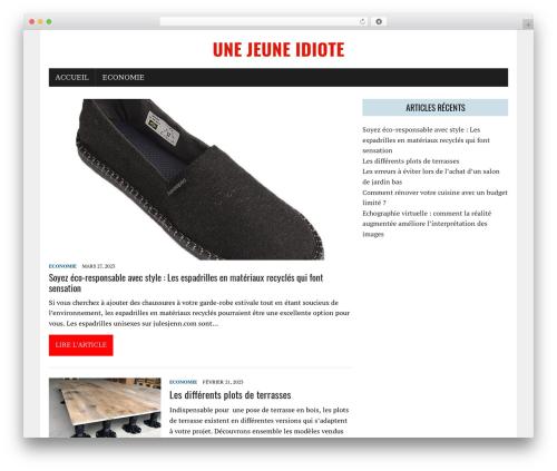 MH Newsdesk lite WordPress free download - unejeuneidiote.com
