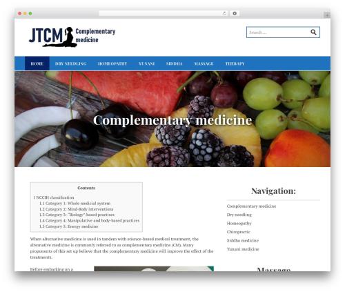 Stucco free website theme - jtcm.org