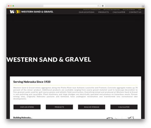 WordPress popup-press plugin - westernsand.com