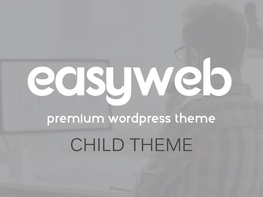 Easyweb Child WordPress theme