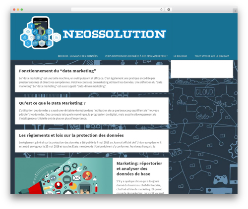 Pinstagram by MyThemeShop WordPress shopping theme - neossolution.com