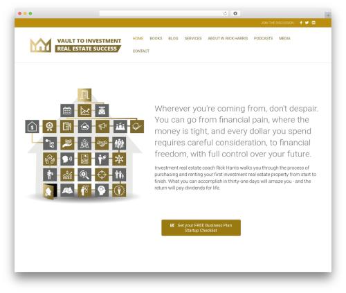 Beaver Builder Theme best real estate website - vaulttoinvestmentrealestatesuccess.com