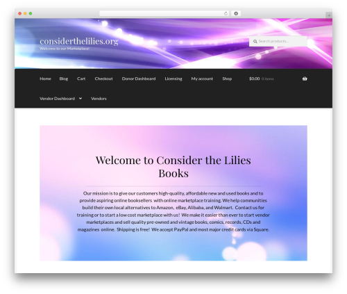 Boutique WordPress free download - considerthelilies.org