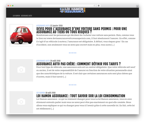 Why Hello There WordPress template free download - loi-hamon-assurance.info