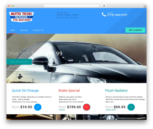 WordPress autorepair-plugin plugin - chicagoautotech.com