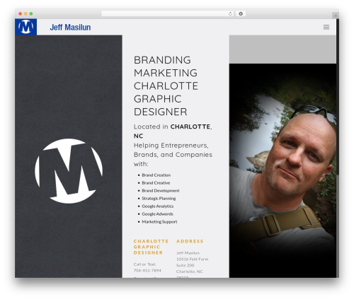 Betheme theme WordPress - masilun.com