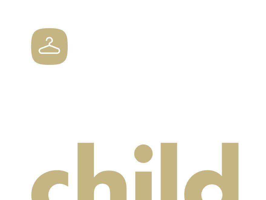 The Hanger Child WordPress theme