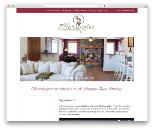 Theme WordPress WP Champion - harringtonlagoonhideaway.com