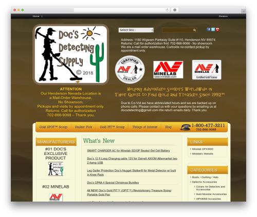 Free WordPress Custom Banners plugin - docsdetecting.com